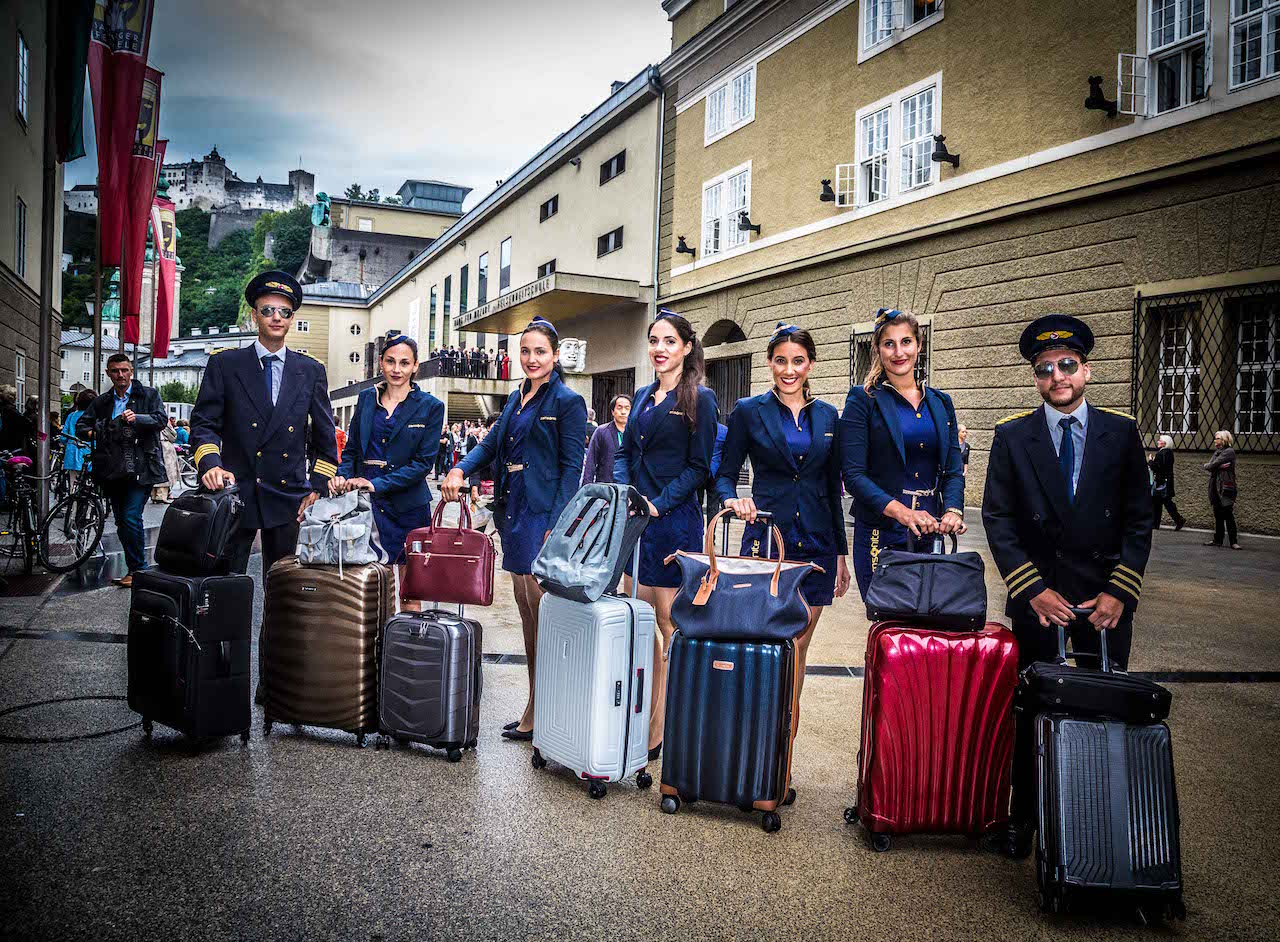 BRONZE beim Salzburger Landespreis für das cinnamon Samsonite Team